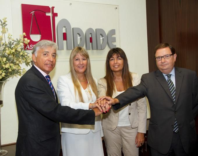 ADADE Barcelona incorpora a su despacho la asesoría FES Consulting Empresarial | Sala de prensa Grupo Asesor ADADE y E-Consulting Global Group