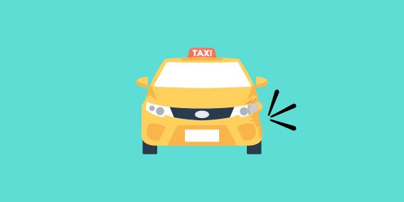 ¿Quién se deduce las cuotas soportadas por la reparación de un taxi siniestrado? | Sala de prensa Grupo Asesor ADADE y E-Consulting Global Group
