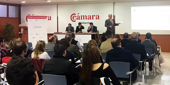 Adade/E-Consulting Organizó una jornada sobre las novedades de la RENTA 2016 y la aplicación del SII en Almería dirigida a las asesorías | Sala de prensa Grupo Asesor ADADE y E-Consulting Global Group