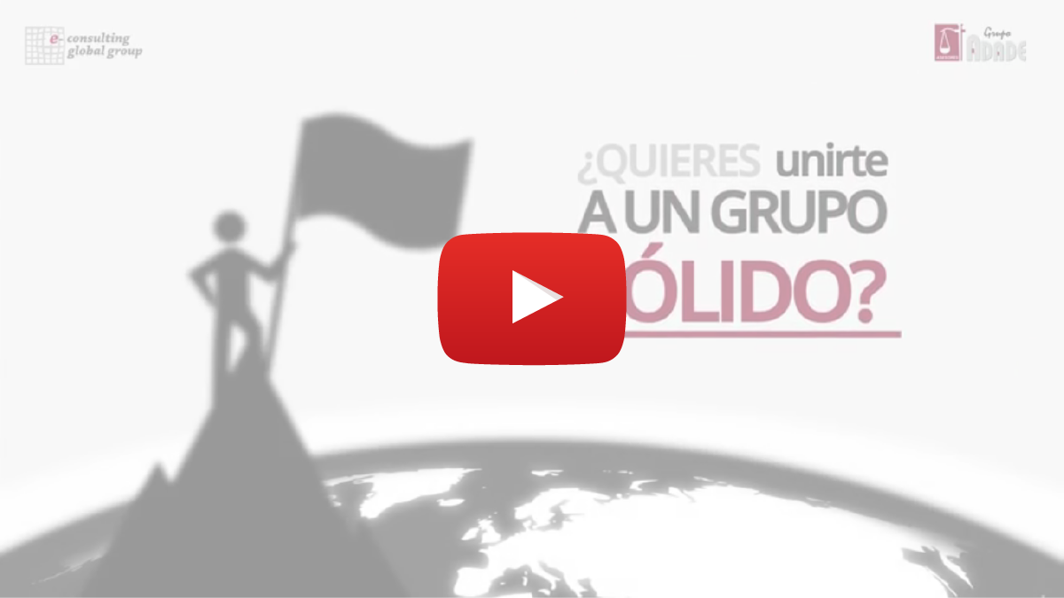 Nuevo video corporativo de E-Consuting Global Group | Sala de prensa Grupo Asesor ADADE y E-Consulting Global Group