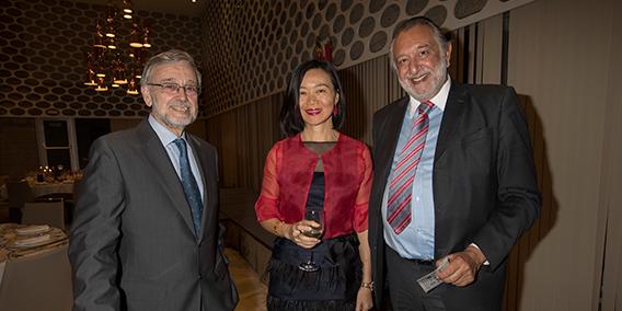 El Presidente del Grupo ADADE asiste a la Gala de los III Premios Cátedra China celebrada en Madrid