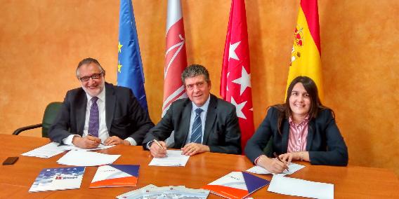 ADADE / E-CONSULTING GROUP firma un convenio de colaboración con ALTAI   Sala de prensa Grupo Asesor ADADE y E-Consulting Global Group