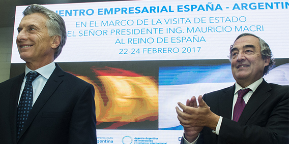 ADADE/E-Consulting participó en el Encuentro Empresarial entre España y Argentina | Sala de prensa Grupo Asesor ADADE y E-Consulting Global Group