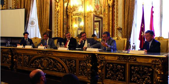 Thomson Reuters Aranzadi, Adade, E-Consulting, Apreblaca y Europreven (Grupo OTP) firman un Convenio de Colaboración  | Sala de prensa Grupo Asesor ADADE y E-Consulting Global Group
