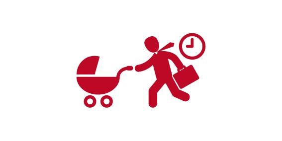 Flexibilización de la hora de entrada para conciliar la vida familiar y la laboral | Sala de prensa Grupo Asesor ADADE y E-Consulting Global Group