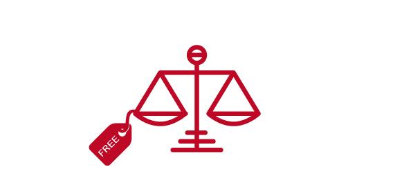 ¿Quién tiene derecho a justicia gratuita? | Sala de prensa Grupo Asesor ADADE y E-Consulting Global Group