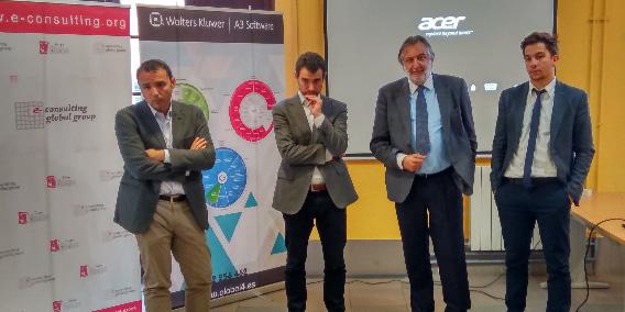 Jornada, sobre estrategias para el desarrollo y crecimiento professional de la asesoría, en Palma de Mallorca | Sala de prensa Grupo Asesor ADADE y E-Consulting Global Group