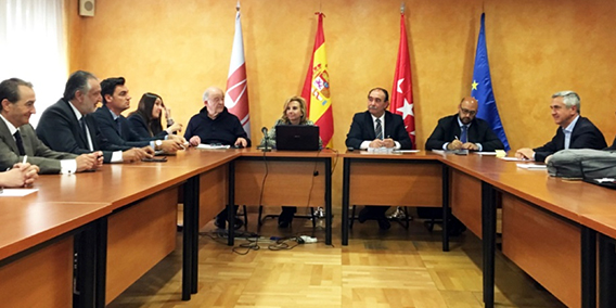 "ADADE / E-CONSULTING, ha celebrado una jornada sobre ""ESTRATEGIA COMERCIAL"" en Madrid | Sala de prensa Grupo Asesor ADADE y E-Consulting Global Group"