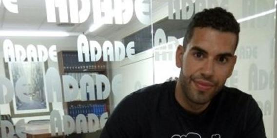 Pedro Romera, jugador del CAI Zaragoza en la ACB ficha por el Xuven de Cambados
