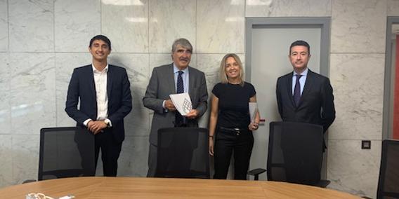 Firmado un acuerdo de colaboración entre Grupo Galilea y Europreven Global Group | Sala de prensa Grupo Asesor ADADE y E-Consulting Global Group