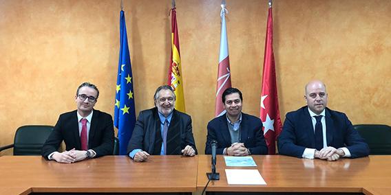 Acuerdo de colaboración entre Grupo Administregia y ADADE/E-Consulting | Sala de prensa Grupo Asesor ADADE y E-Consulting Global Group