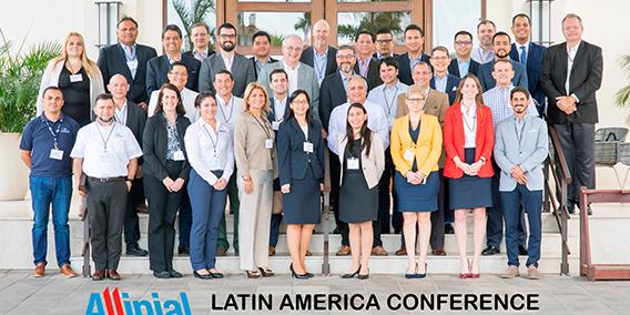 ADADE Panamá participa en la Conferencia Regional de Latinoamérica de Allinial Global | Sala de prensa Grupo Asesor ADADE y E-Consulting Global Group