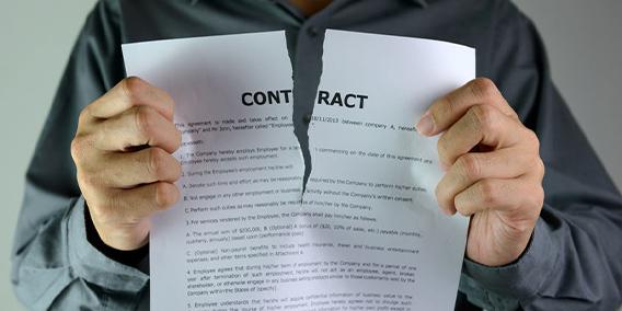 Extinción del contrato de trabajo por causas objetivas basadas en la pérdida o finalización de la contrata | Sala de prensa Grupo Asesor ADADE y E-Consulting Global Group