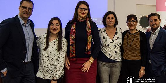 Las Jornadas de Obligaciones Legales sobre Igualdad de Género, en las que participó AESAE, concluyen con éxito