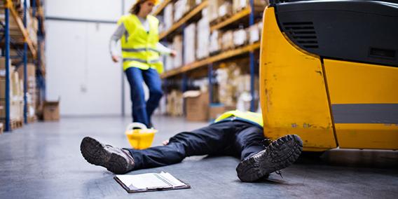 La empresa es responsable de un accidente laboral aunque el trabajador no esté dado de alta