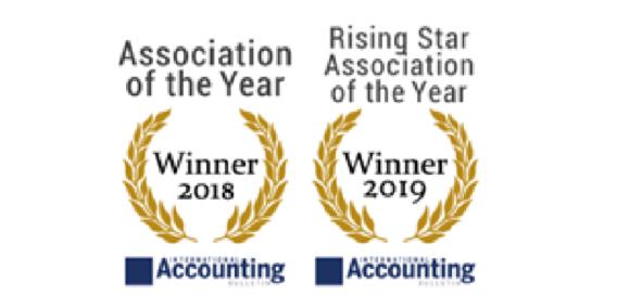 ALLINIAL GLOBAL nombrada Rising Star Association por The Accountant and International Accounting Bulletin, en el programa de Premios y Foro de Contabilidad Digital de 2019.