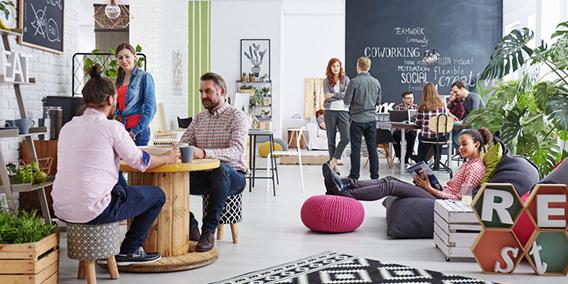 ¿Es un gasto deducible el alquiler del coworking?