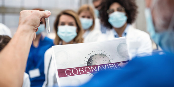 ¿Puedo demandar a mi empresa si contraigo el coronavirus en el trabajo?