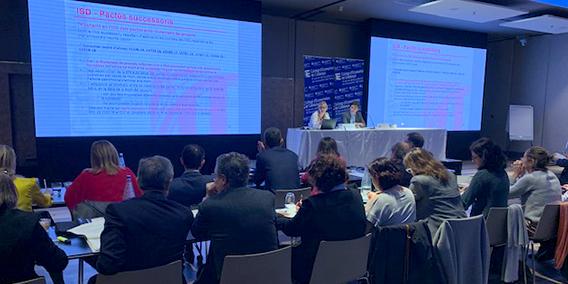 ADADE/E-Consulting participa en la IV Jornada Tributaria | Sala de prensa Grupo Asesor ADADE y E-Consulting Global Group
