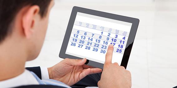 Calendario de la declaración de la Renta 2018-2019 | Sala de prensa Grupo Asesor ADADE y E-Consulting Global Group