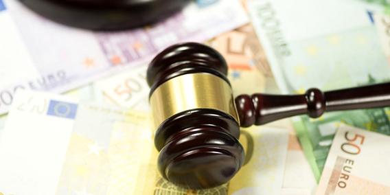 Las costas judiciales se pueden deducir a partir de ahora en IRPF y Sociedades