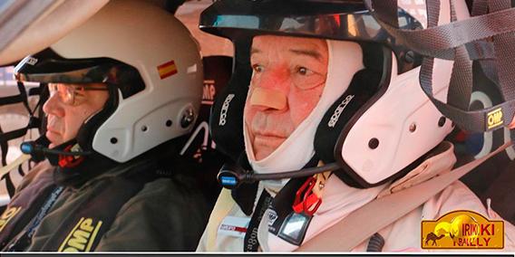 ADADE tercer clasificado en el Campeonato de España de Rallys | Sala de prensa Grupo Asesor ADADE y E-Consulting Global Group