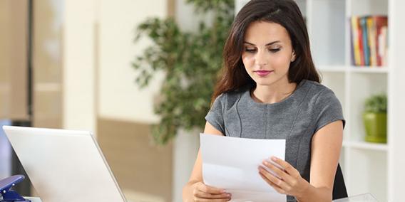 ¿Es válida una notificación de Hacienda enviada al trabajo del interesado?