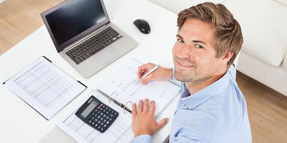 La contabilidad del autónomo | Sala de prensa Grupo Asesor ADADE y E-Consulting Global Group