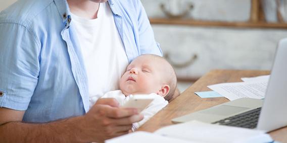 El permiso de paternidad será obligatorio en las primeras seis semanas   Sala de prensa Grupo Asesor ADADE y E-Consulting Global Group