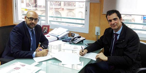 "El Grupo ADADE/E-CONSULTING Y el Grupo ""FORMAPRIME"" firman un acuerdo de Colaboración en materia formativa | Sala de prensa Grupo Asesor ADADE y E-Consulting Global Group"