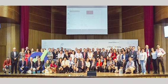Guillermo García, miembro del Patronato de la Fundación ADADE intervino en el I Congreso Prevencionar | Sala de prensa Grupo Asesor ADADE y E-Consulting Global Group