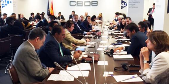 ADADE/E-Consulting Participa en un encuentro empresarial organizado por la CEOE y la Camara de Comercio de Inversiones Chinas en España | Sala de prensa Grupo Asesor ADADE y E-Consulting Global Group