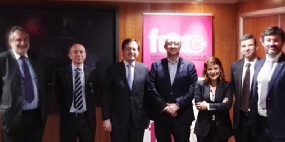 Jornada Empresarial con el CEO de Parques Reunidos   Sala de prensa Grupo Asesor ADADE y E-Consulting Global Group