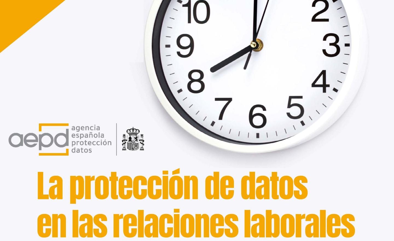 La AEPD publica una guía sobre protección de datos y relaciones laborales | Sala de prensa Grupo Asesor ADADE y E-Consulting Global Group