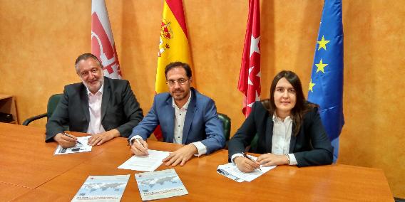 Nuevo Master-Partner de E-CONSULTING/GRUPO ADADE en Madrid | Sala de prensa Grupo Asesor ADADE y E-Consulting Global Group