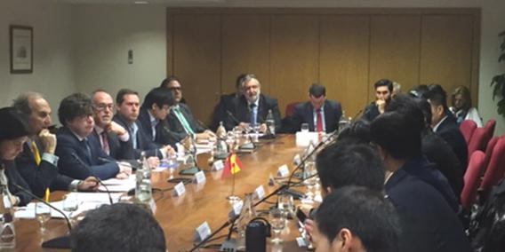 ADADE/E-Consulting participa en la reunión oficial de SHENZHEN organizada por CEOE  | Sala de prensa Grupo Asesor ADADE y E-Consulting Global Group